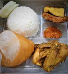 Nasi Paket