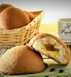 Isian Coklat, Butter, Keju, Vanilla,  Mocca, Durian ( Bisa Pilih Isian ) - 5 Pcs