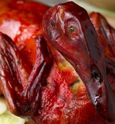 Bebek Peking Panggang 1 Ekor