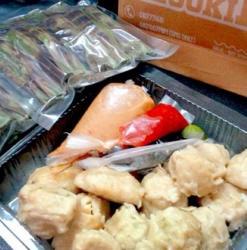 Siomay ikan bandung (1 pack isi 5)